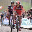 Jempy Drucker (BMC Racing) bei der Flandernrundfahrt - Foto: Serge Waldbillig