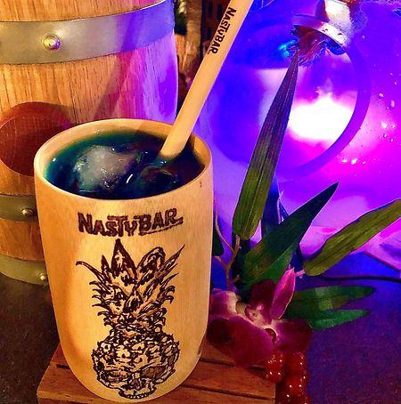 Christmas Grog with plenty of rum Photo: Nasty Bar