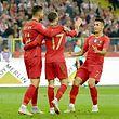 Portugal joga na Escócia, onde só venceu uma vez em sete confrontos.