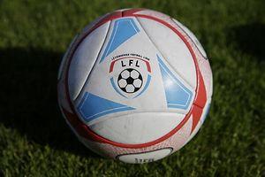 Schmuckbild Ball Logo LFL / Fussball BGL Ligue  Saison 2016-2017 / 12.07.2016  US Mondorf / Foto: Fabrizio Munisso