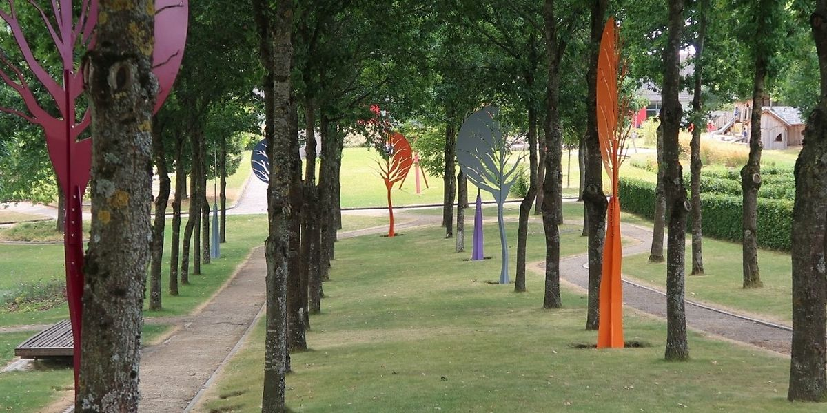 Der Park Sënnesräich ist ein pädagogisches Freizeitzentrum, das vor allem Familien mit jüngeren Kindern einiges zu bieten hat.