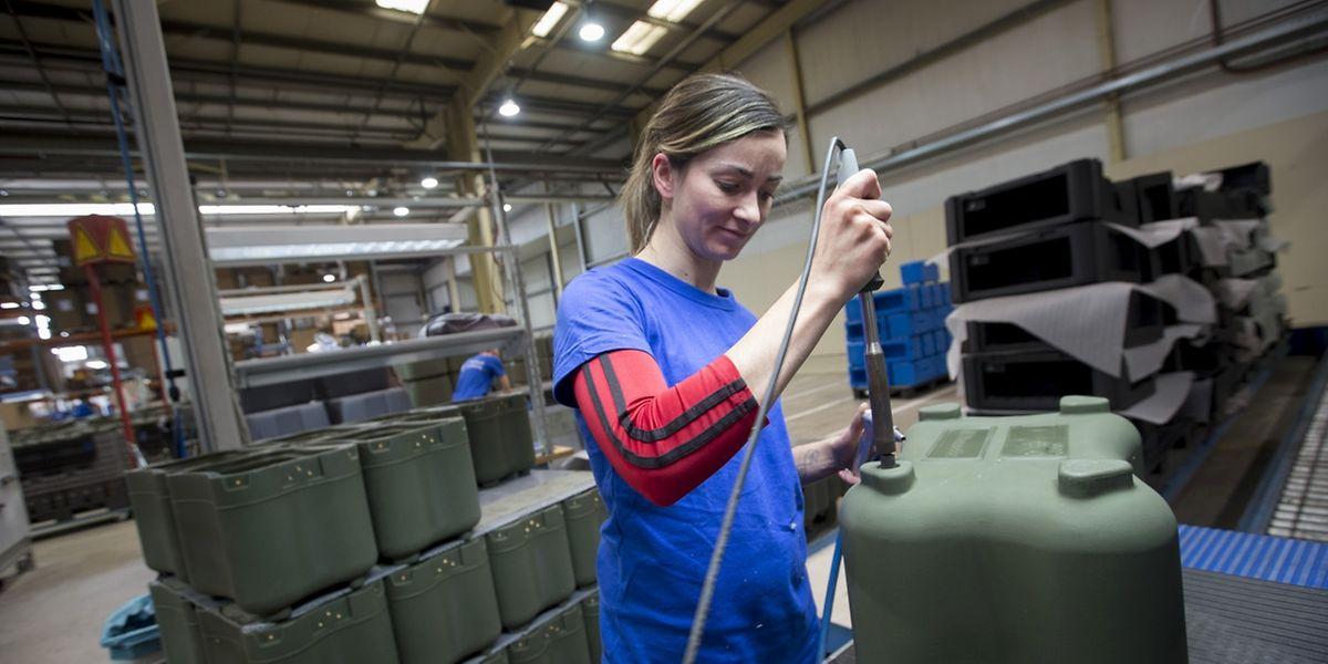 In Hosingen werden innovative Kühlgeräte hergestellt, die weltweit vermarktet werden.
