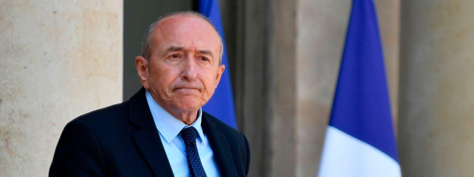 Der französische Innenminister Gérard Collomb bestätigte am Freitag die Festnahme.
