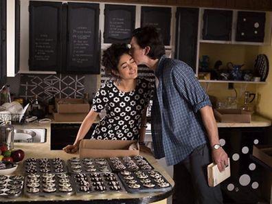 Ganz unterschiedliche Charaktere und doch die große Liebe: Paterson und seine Laura.