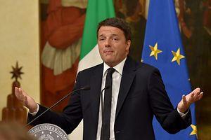 Matteo Renz: «J'ai perdu, j'en prends toute la responsabilité».