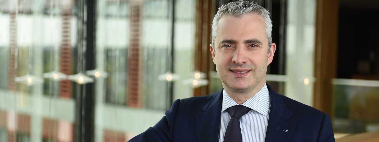 Olivier Coekelbergs wird neuer Country Manager bei der Wirtschaftsprüfungs- und Unternehmensberatungsgesellschaft EY.