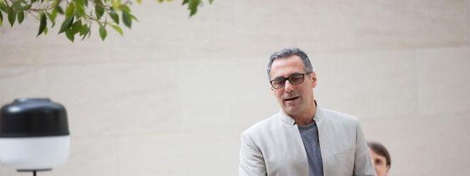 Mudam-Direktor Enrico Lunghi will es nicht bei seinem Rücktritt belassen.