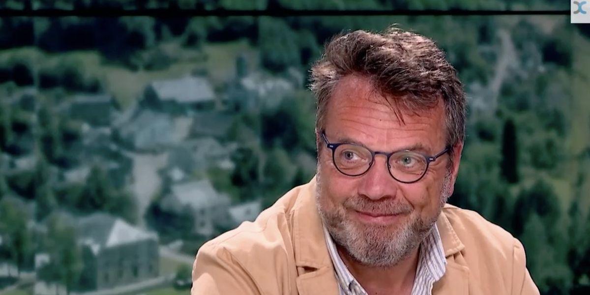 Âgé de 58 ans, François Jongen devient le cinquième directeur de l'histoire de TV Lux