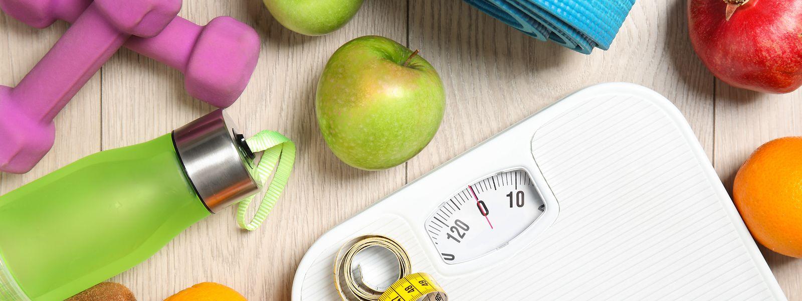 On peut vite prendre un peu de poids en conservant la même alimentation tout en étant moins actif.