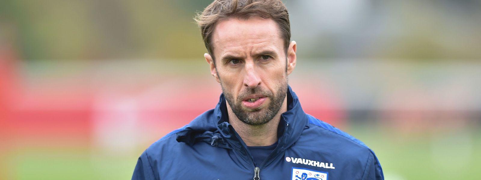 Er hat den Job: Gareth Southgate wird nun auch offiziell Englands Fußballauswahl trainieren.