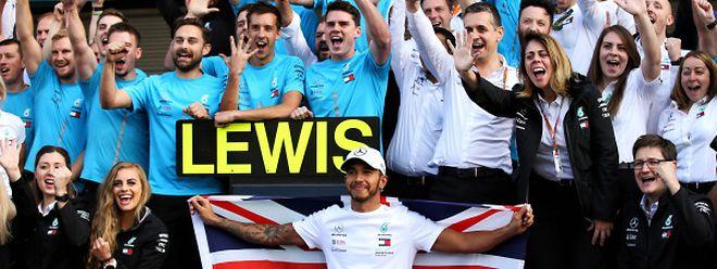 Lewis Hamilton affiche cinq titres mondiaux. Le Britannique se dit confiant à l'aube de cette nouvelle saison.