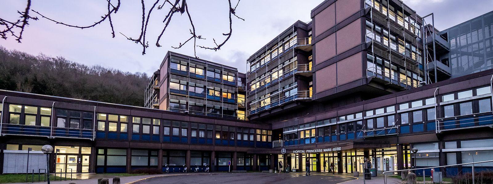 Noch ist das Schicksal des Hôpital Princesse Marie-Astrid in Niederkorn nicht besiegelt, sagt Bürgermeister Roberto Traversini.