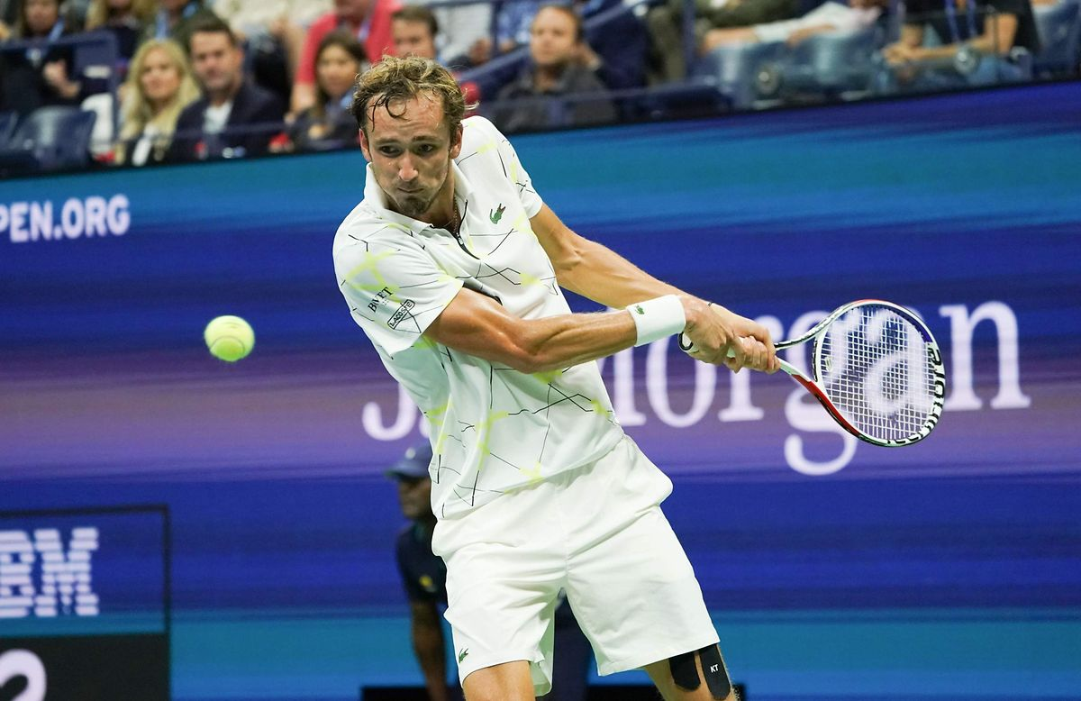 Daniil Medvedev galt vor den US Open bereits als Geheimfavorit auf den Sieg.