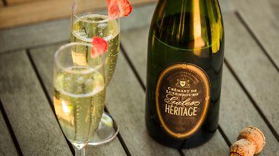Im Gegensatz zu den Luxemburger Weinen, ist der Konsum von luxemburgischen Crémants in den letzten zehn Jahren kontinuierlich gestiegen.