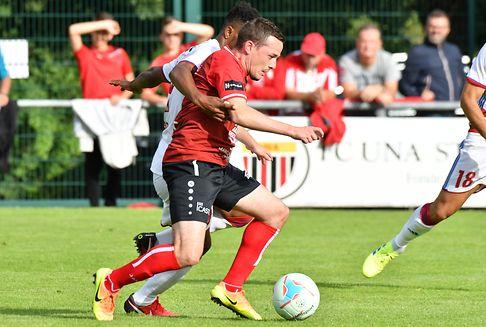 Luxemburger Fußball auf der Couch