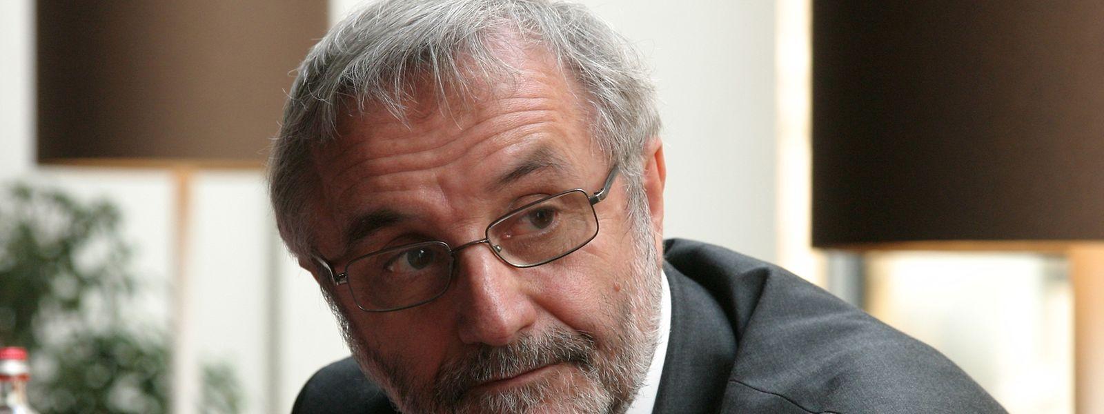 Le Professeur Docteur Rudi Balling, directeur fondateur du Luxembourg Centre for Systems Biomedicine: «