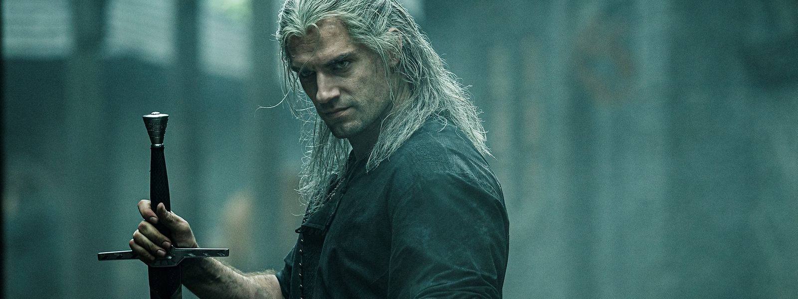 "Henry Carvill spielt ""The Witcher""."