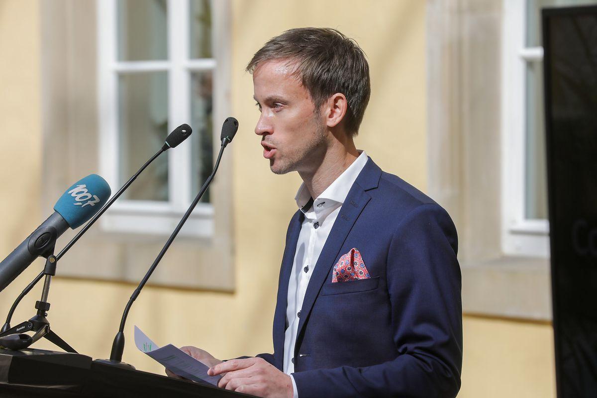 """Sebastian Redekker: """"Luxemburg ist beim Tourismus sehr gut aufgestellt. Der Nischencharakter spielt uns in die Karten."""""""