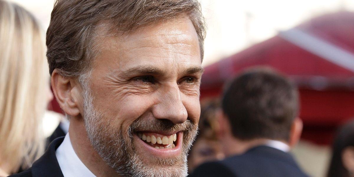 """Auch der ¨österreichische Filmschauspieler und zweifache Oscar-Preisträger Christoph Waltz (""""Django Unchained"""") gehört der Jury an."""