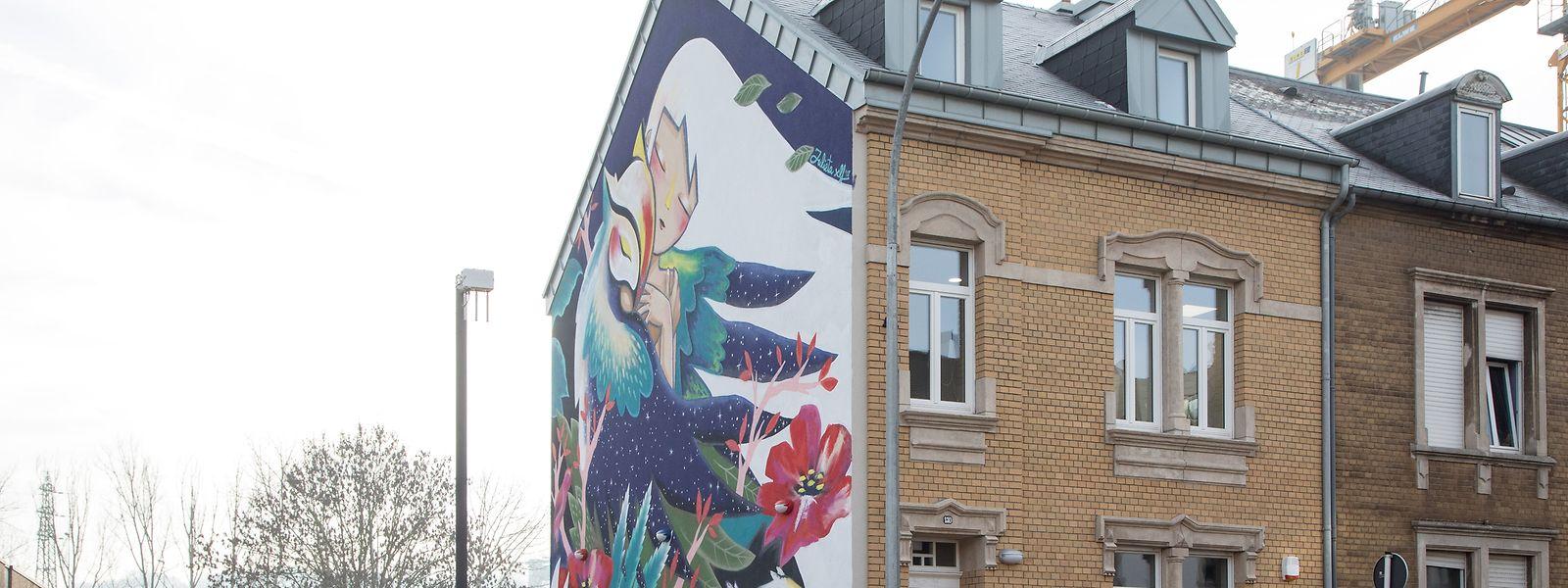 Auf Nummer 130 an der Rue de Luxembourg in Esch empfängt von Junian der Drogenkonsumraum seine Kunden.