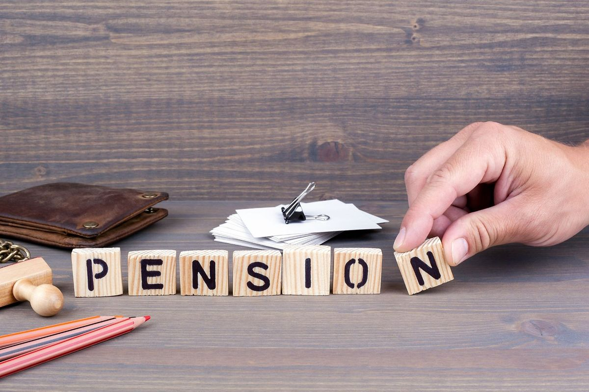 You must contribute for a minimum of 120 months to qualify for a public state pension Photo: Shutterstock