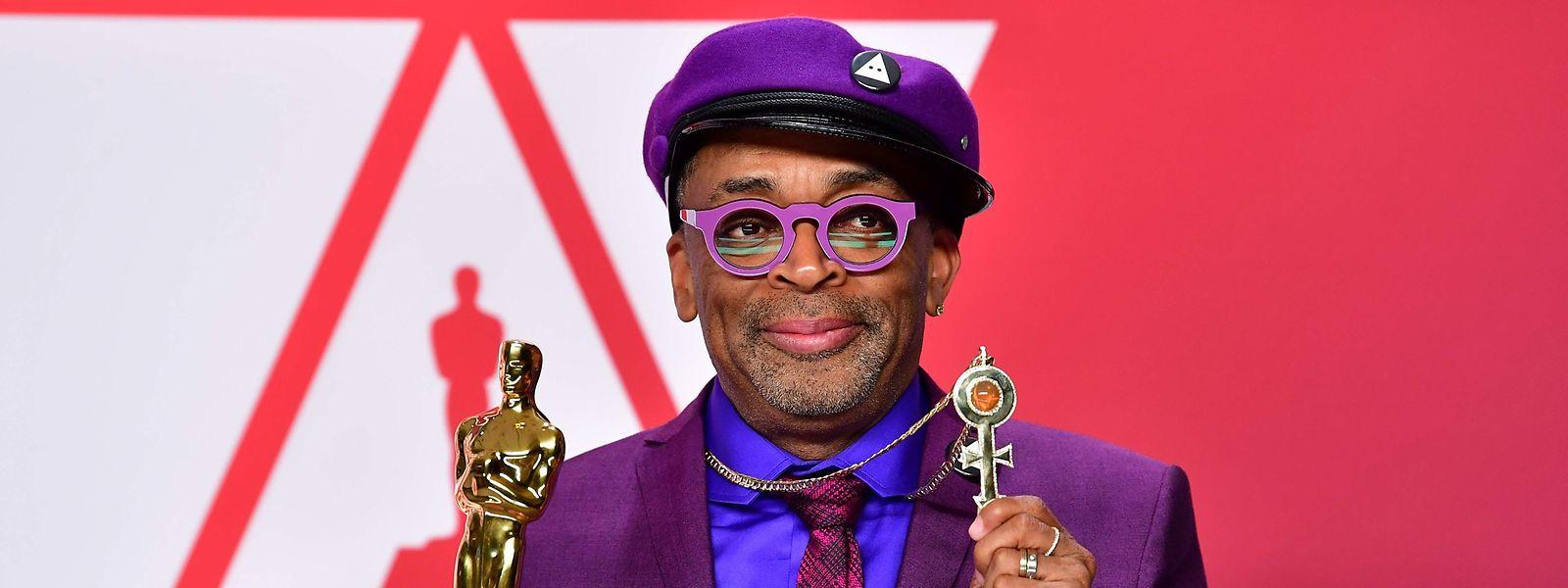 Spike Lee s'est dit «honoré d'être la première personne de la diaspora africaine (États-Unis) à assurer la présidence de Cannes».