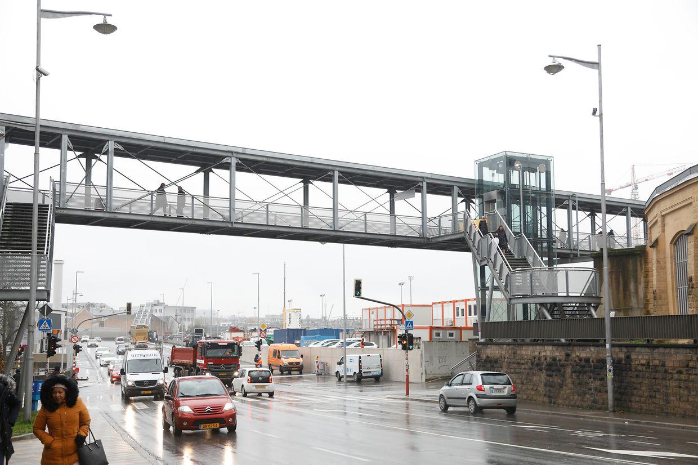 Pour permettre de limiter au maximum le trafic de transit dans le centre de Luxembourg-Ville, François Bausch (Déi Gréng) souhaite faire passer la circulation dans un tunnel situé sous la rocade.