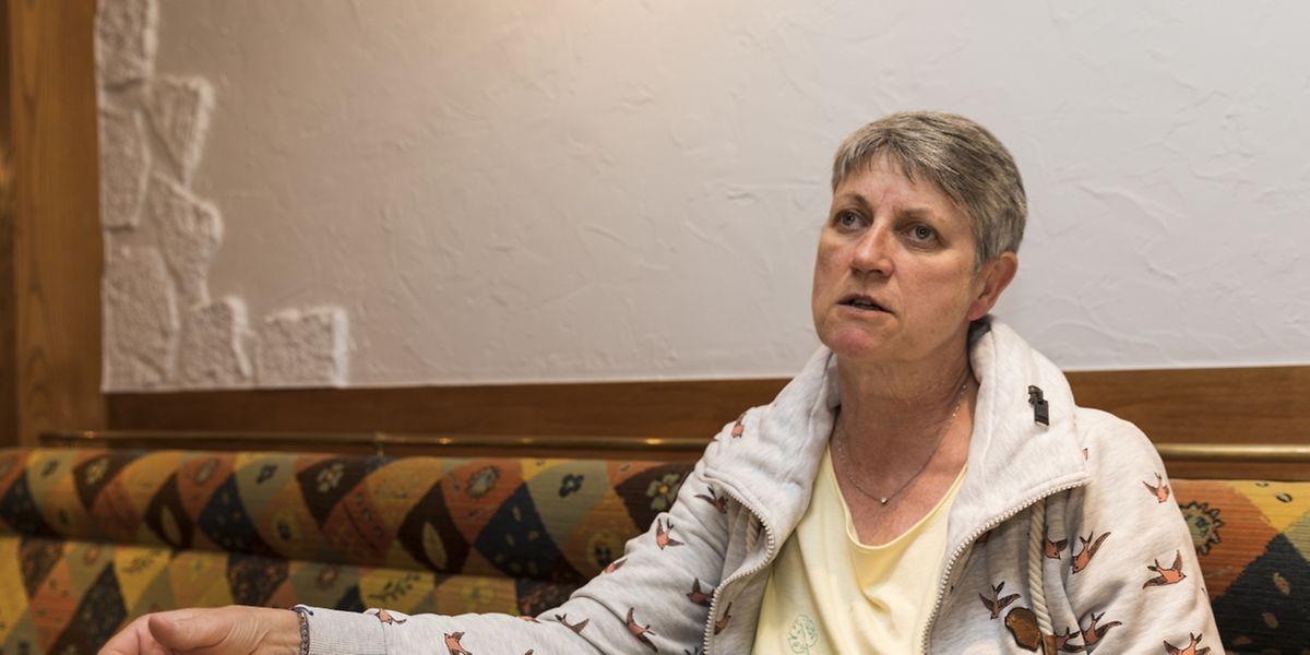 Stop Dioxin hat sich aufgelöst, weil alle Ziele erreicht seien - Ein Rückblick, Christiane Leclerc, photo : Caroline Martin
