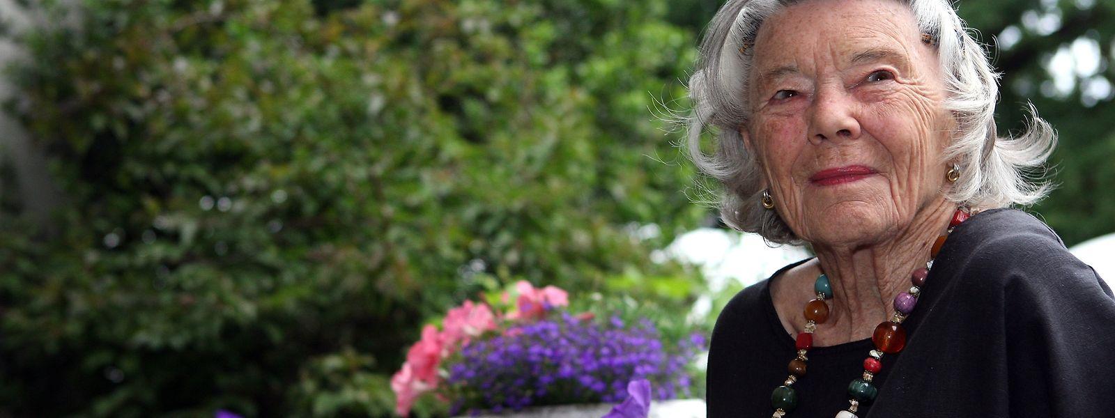 Rosamunde Pilcher wurde 1924 in Cornwall geboren.