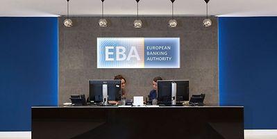 European Banking Authority reception