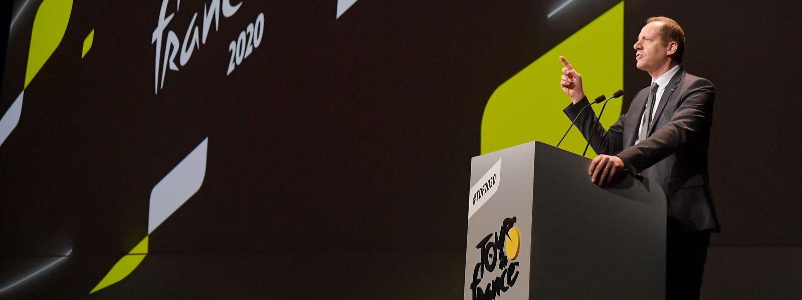 Christian Prudhomme a détaillé en détails le parcours du 107e Tour de France.