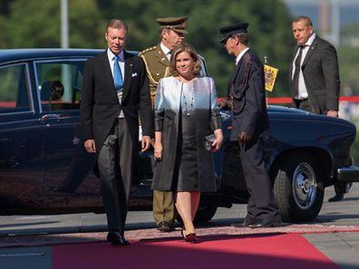 """O Estado financia """"unicamente as missões oficiais"""" do Palácio grão-ducal"""