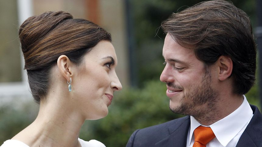 Princess Claire and Prince Félix had their second child on Monday