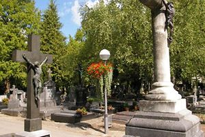 Friedhof St Joseph in Esch/Alzette