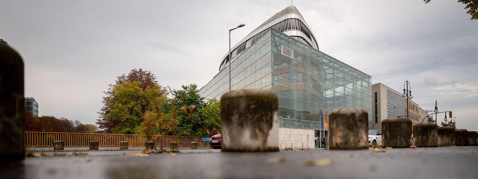 Die Zentrale der CDU, das Konrad-Adenauer-Haus in Berlin.