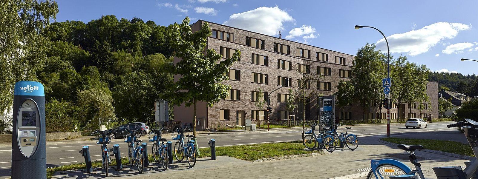 Des habitations destinées à la mixité générationnelle sont prévues à Differdange, Elmen et Belval-Nord.