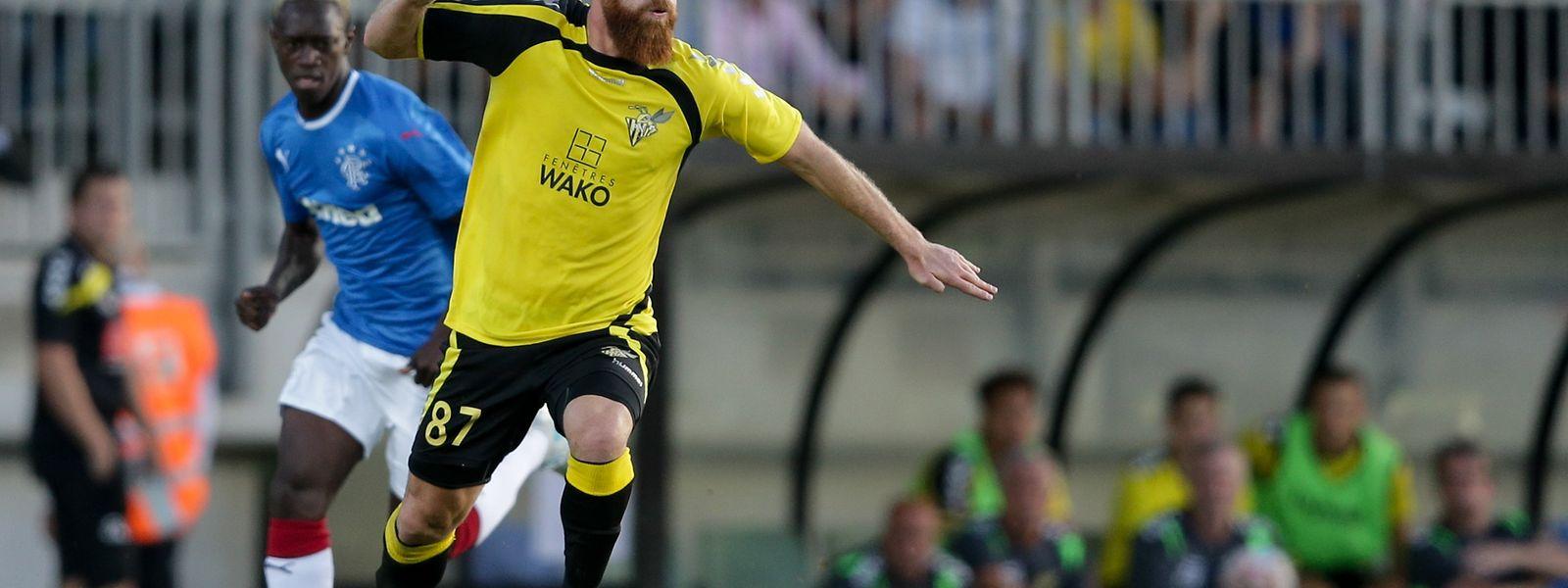 Aleksandre Karapetian ist der Meinung, dass der Luxemburger Fußball im Ausland zu sehr unterschätzt wird.