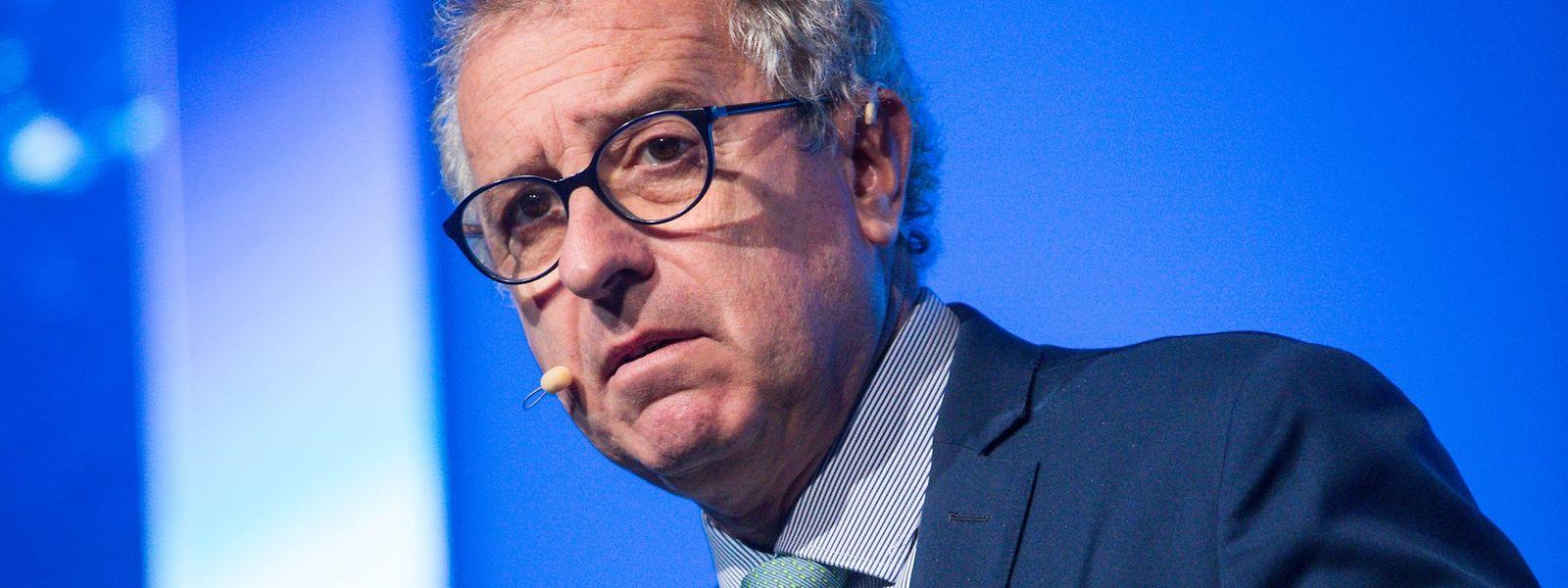 O ministro das Finanças luxemburguês, Pierre Gramegna, levou recentemente um aviso de Bruxelas.