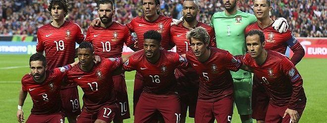 """Equipa das """"quinas"""" manteve o 6° lugar entre a elite mundial do futebol"""
