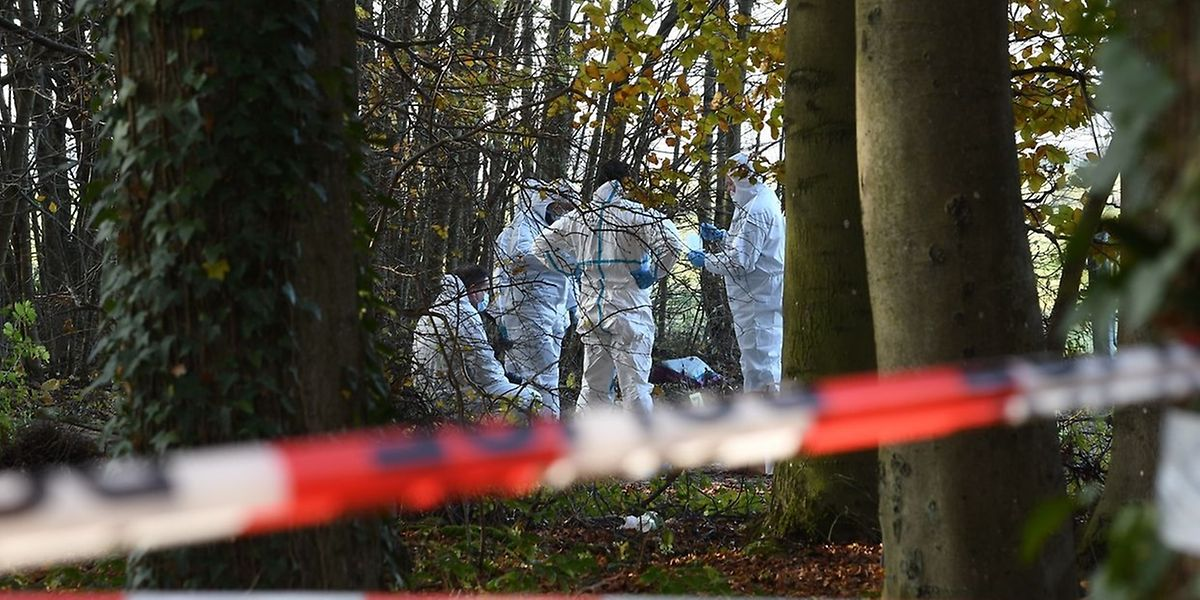 En novembre 2016, un corps avait été découvert sur un chemin forestier à Leudelange.