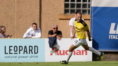 Omar Er Rafik läuft mittlerweile für F91 auf. Im Differdinger Dress gelangen ihm 26 Tore in der vergangenen Saison der BGL Ligue.