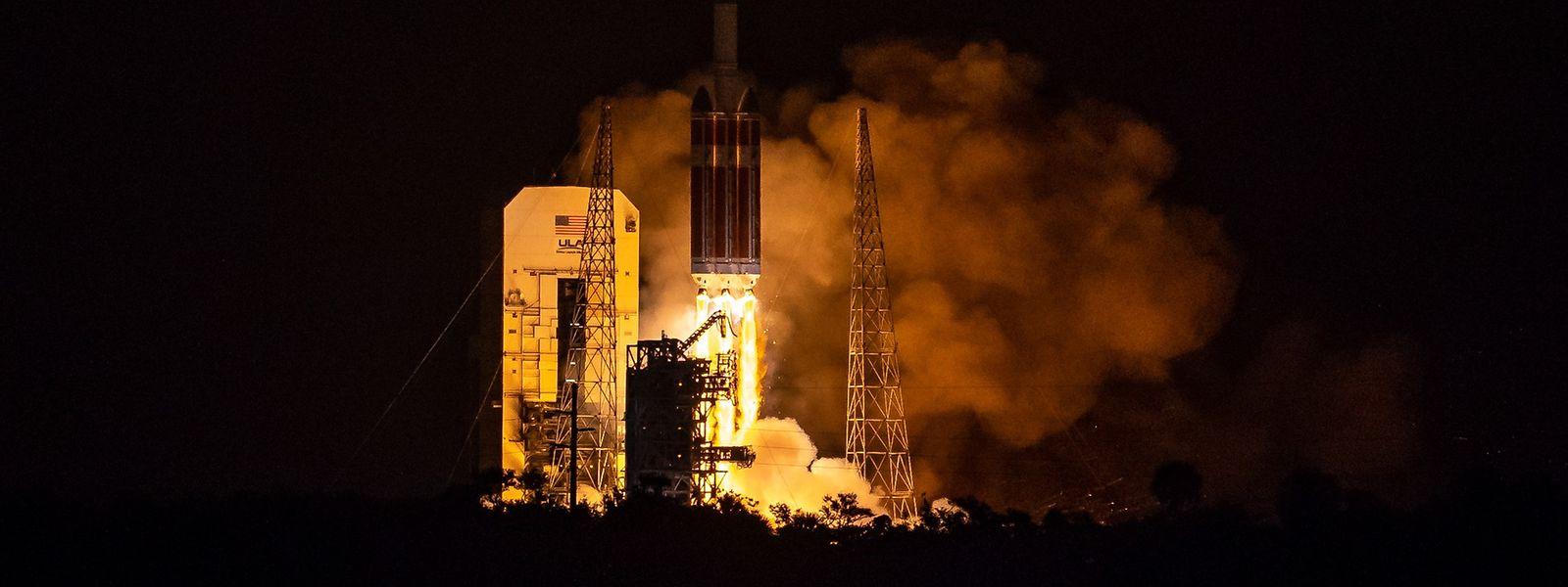 """Die Raumsonde """"Parker Solar Probe"""" ist zu ihrer Reise ins Zentrum unseres Sonnensystems gestartet."""