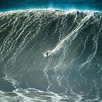 """""""A maior sorte de sempre"""" pode ter dado a António Laureano a maior onda do mundo"""