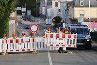 Die Grenzabsperrungen (im Bild Nennig) sind seit dem Sommer 2020 Geschichte. Doch nun könnten erneut Kontrollen zwischen Deutschland und seinen Nachbarstaaten eingeführt werden.