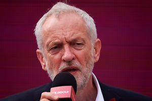 Jeremy Corbyn ist in der Labour-Partei nicht unumstritten.