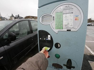 Auf Kockelscheuer wird das Parken demnächst gebührenpflichtig.