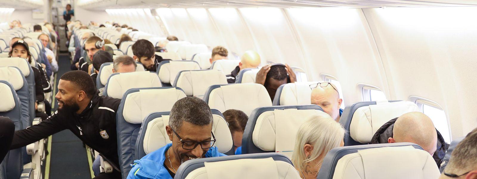 Am Dienstag fliegen die Düdelinger nach Baku.