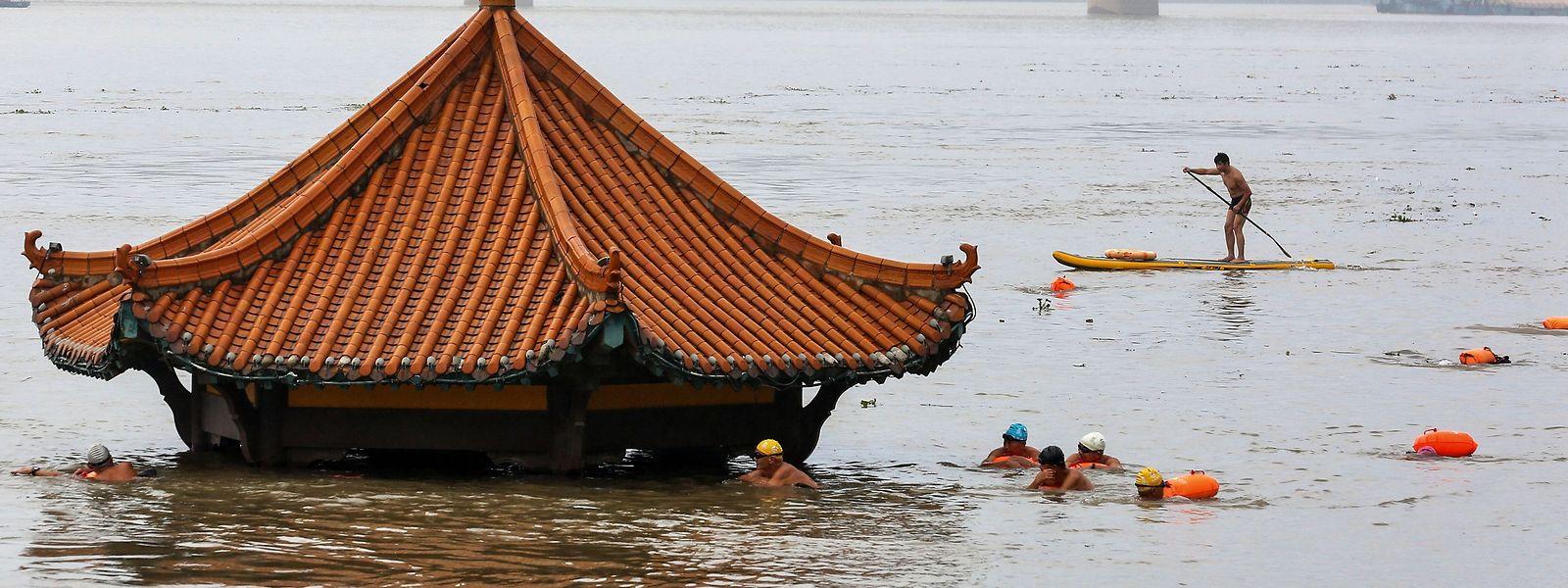 Zuerst das Virus, dann die Fluten. Schon wieder befindet sich die Provinz Hubei im Zentrum der Krise.