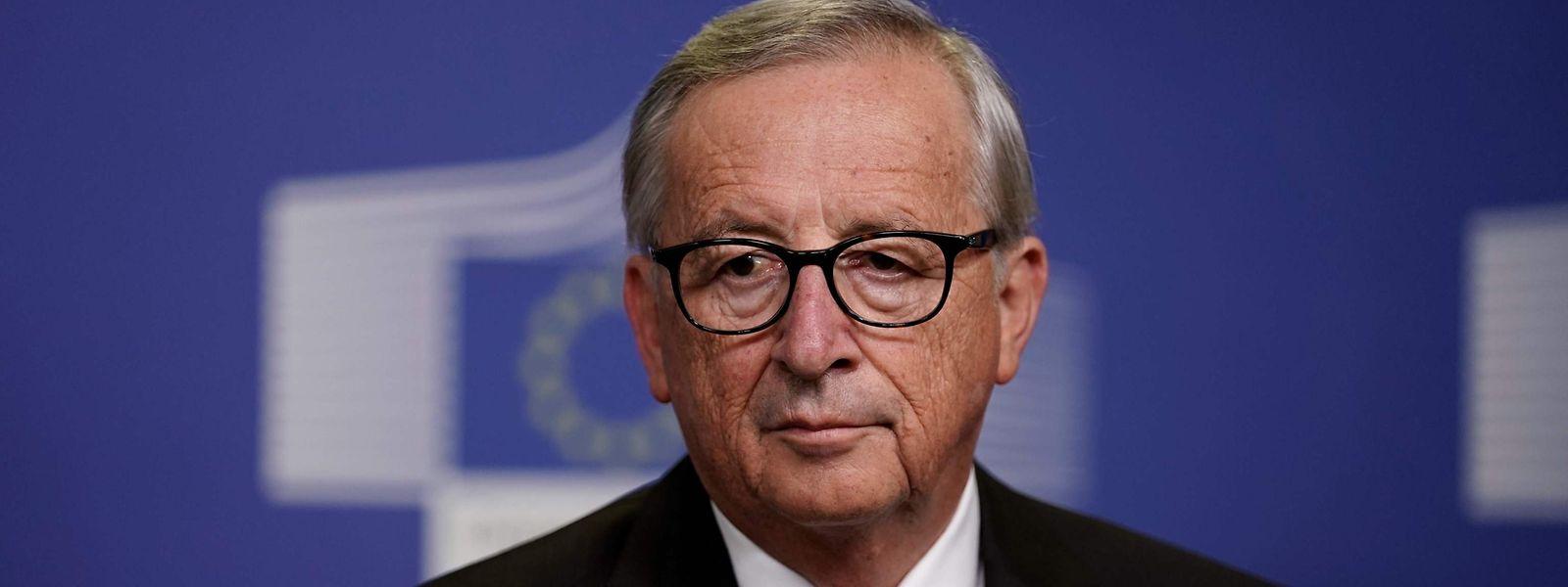 Juncker wurde am 12. November operiert und konnte die Intensivstation am Tag darauf verlassen.