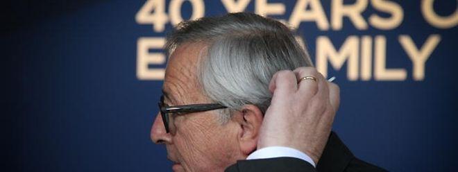 Esta é mais uma revelação que ensombra a presidência de Juncker na Comissão Europeia.